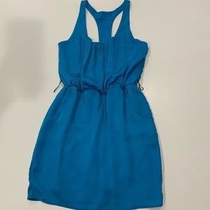 City Triangle Blue Cocktail Dress